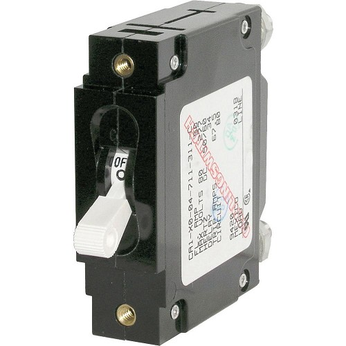 Blue Sea 7354 C-Series Toggle Single Pole - 25A